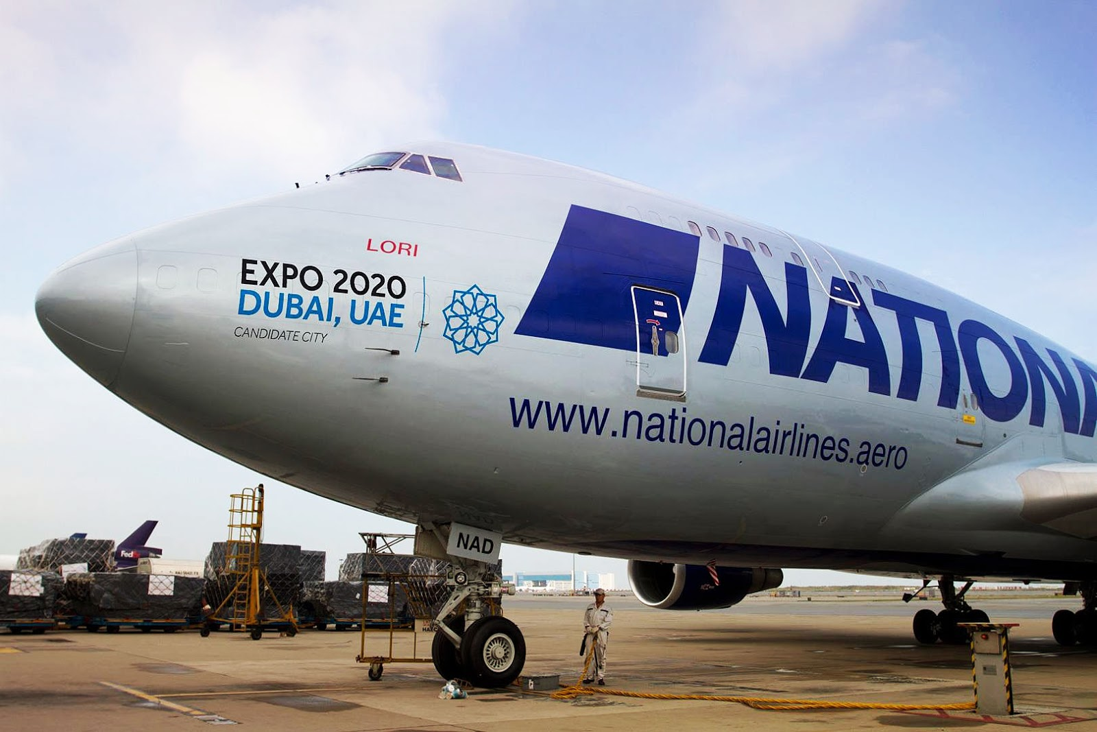 Expo 2020 Dubai, UAE: National Air Cargo To Support Dubai Expo ...