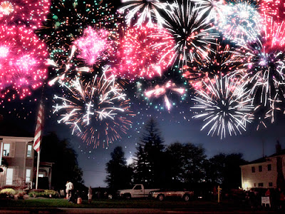 How to Photographs Fireworks - Tips for Photographing Fireworks Displays