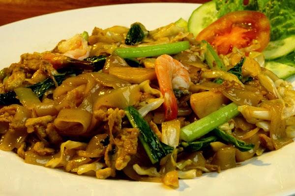 Resep Mie Tiaw Goreng Spesial Resep Cara Membuat Mie Tiaw