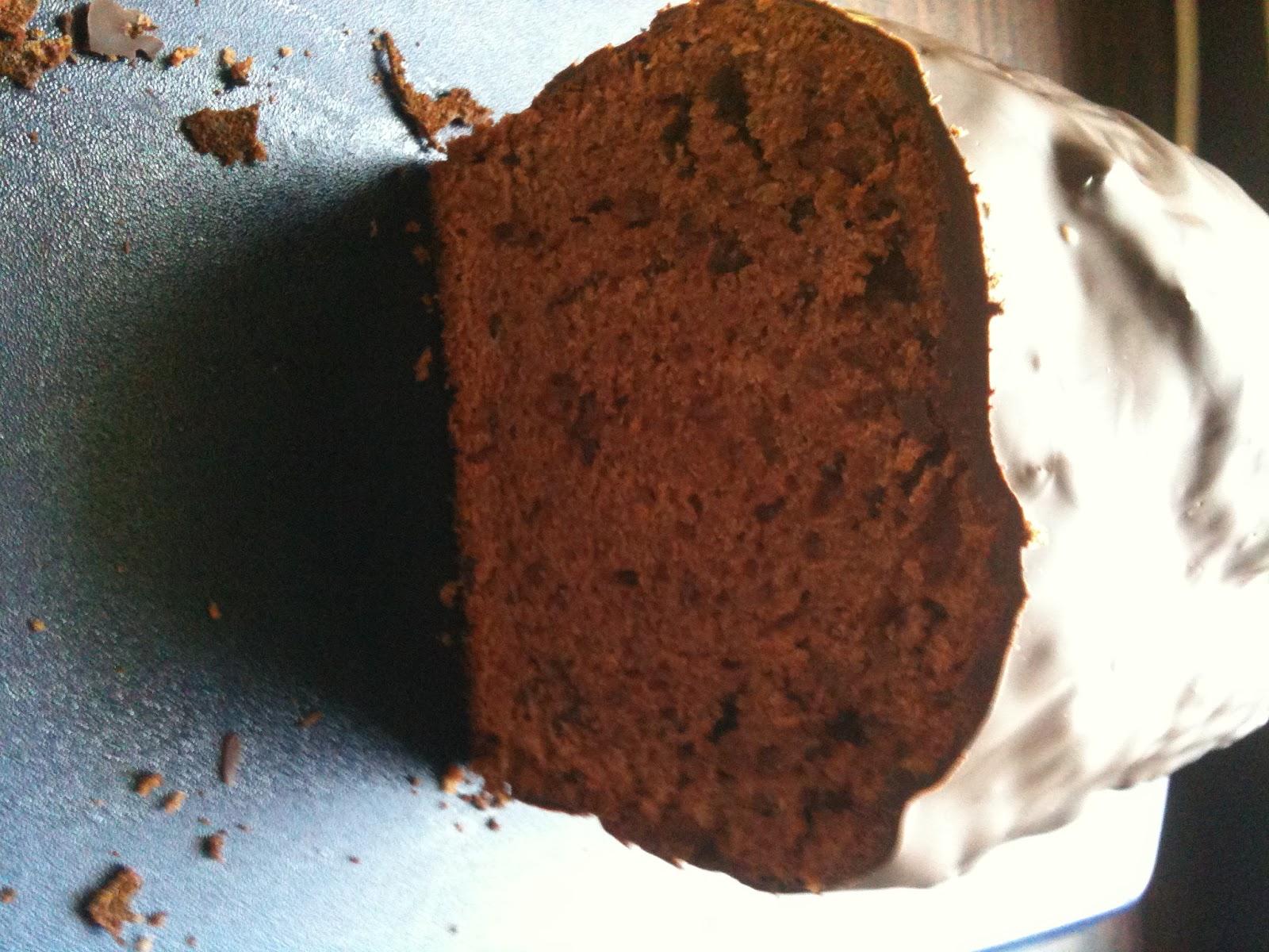 Nougat im kuchen