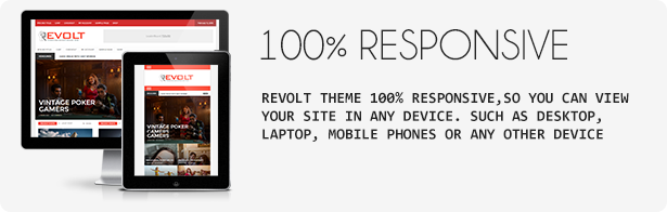 Revolt - Multipurpose WordPress Magazine Theme