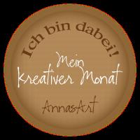 Mein kreativer Monat