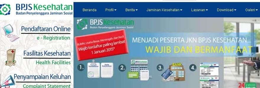 Daftar BPJS Kesehatan Secara Online,