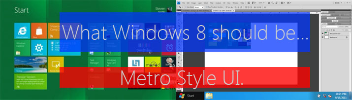 Windows Metro Style