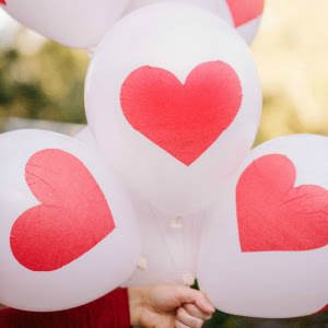 Featured Project: Heart Balloons