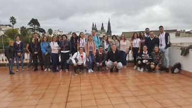 Visita de CIFP San Cristobal