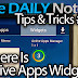 Galaxy Note 3 Tips & Tricks Episode 32: Where To Get Active Apps Widget & Why You Should Use It