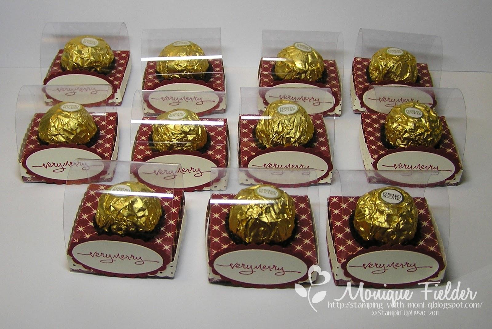 Ferrero Rocher Chocolate Wedding Favors Wedding Ideas