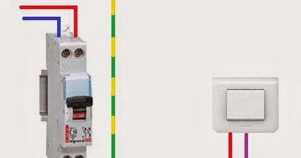 Schema electrique sch ma lectrique d 39 une prise command e - Schema electrique prise ...