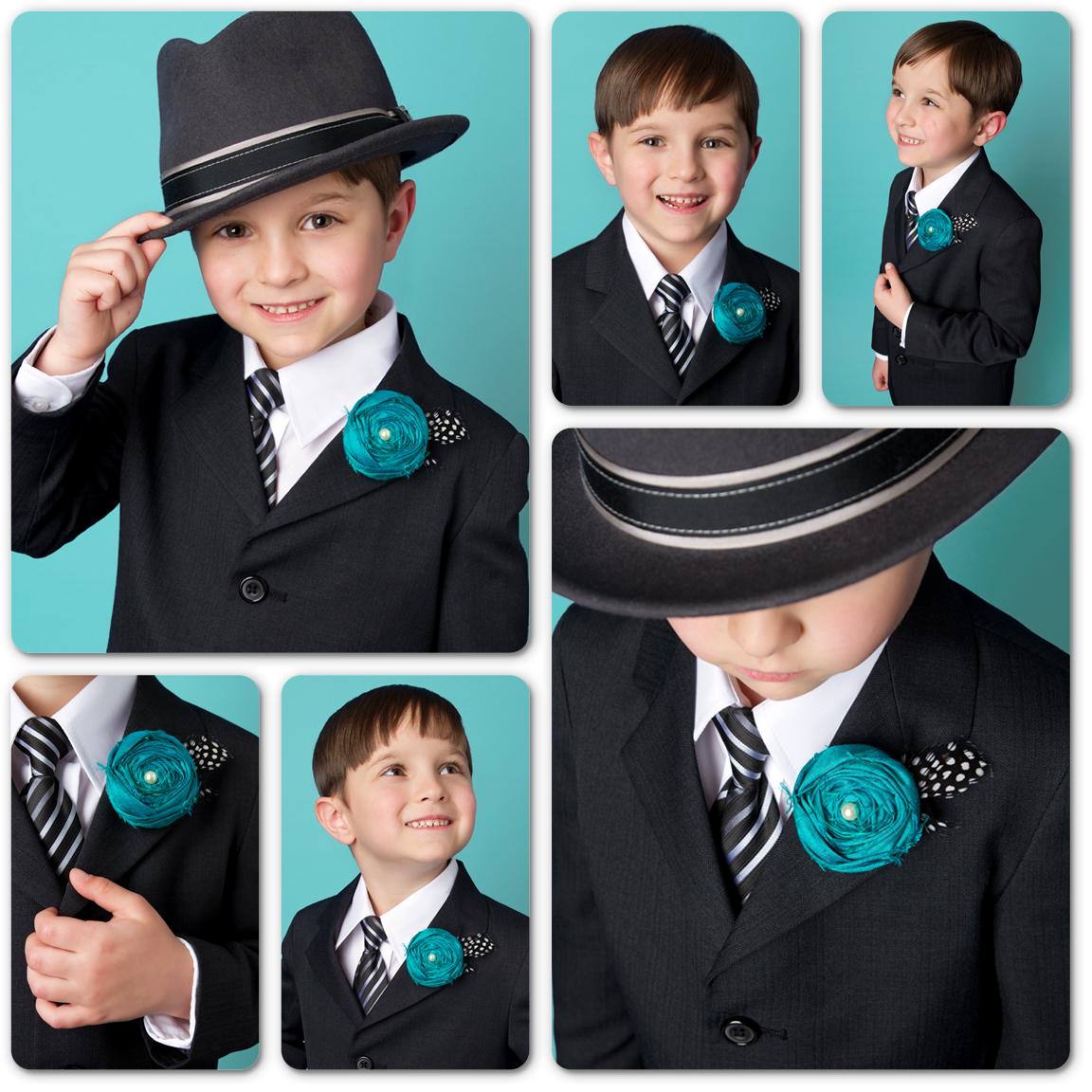 Lets Hear It For The Boy - Boys Wedding Accessories - Brooklyn Berry ...