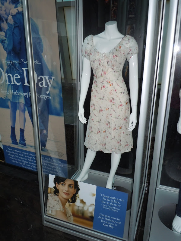 Anne Hathaway One Day film dress
