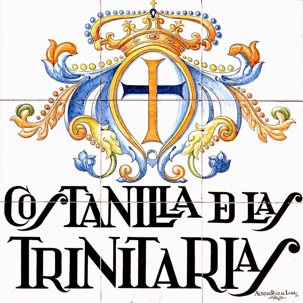 Costanilla de las Trinitarias