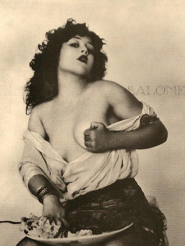 Salomés (Joyzelle Joyner), c.1936, William Mortensen