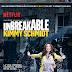 Afiche oficial de la nueva serie original de Netflix, UNBREAKABLE KIMMY SCHMIDT