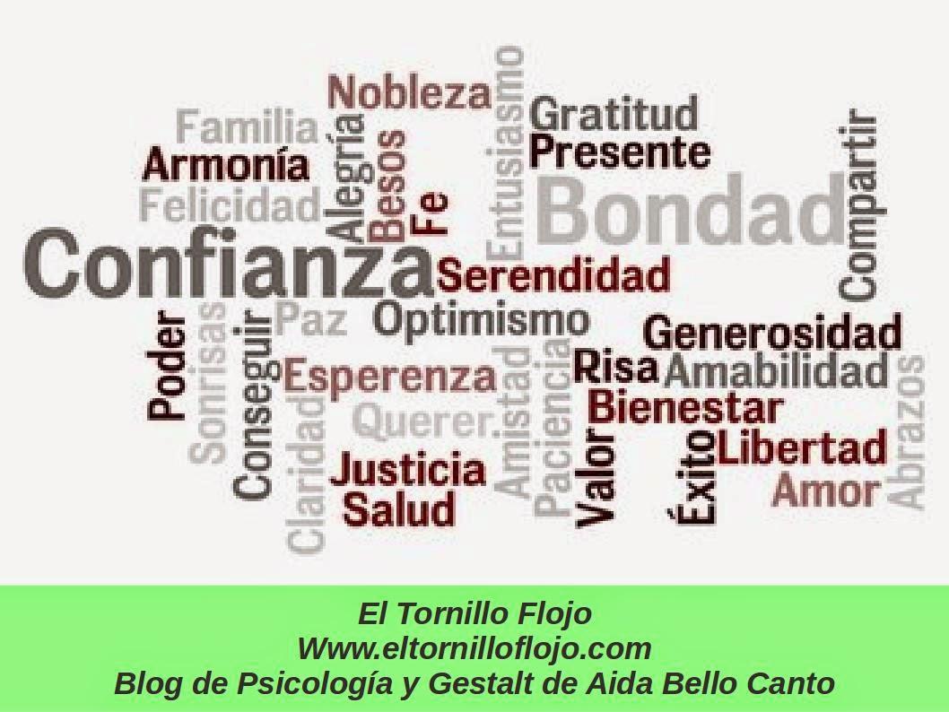 Psicologia, Gestalt, Emociones, Aida Bello Canto, Actitud positiva