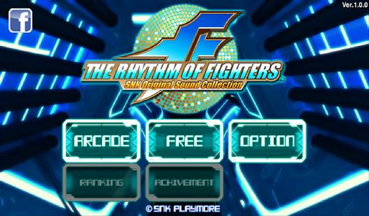 THE RHYTHM OF FIGHTERS v1.3.1 APK
