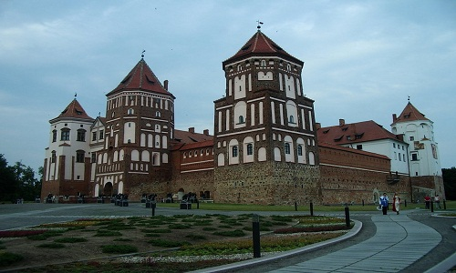 Charm of an Outcast: 10 Must See Destinations in Belarus Mir Castle Complex Belarus