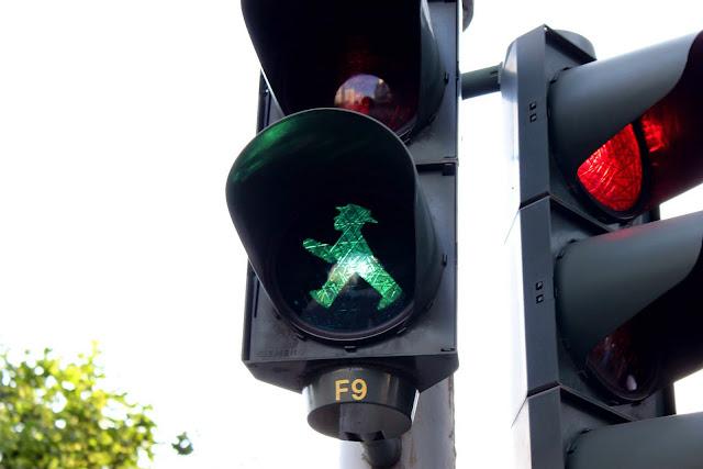 ampelmann icono berlin