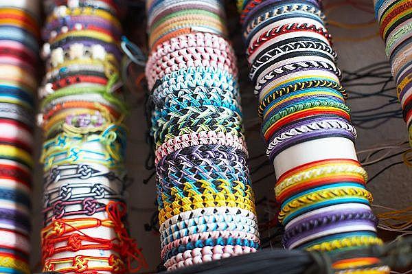 Резиновые браслеты на руку своими руками