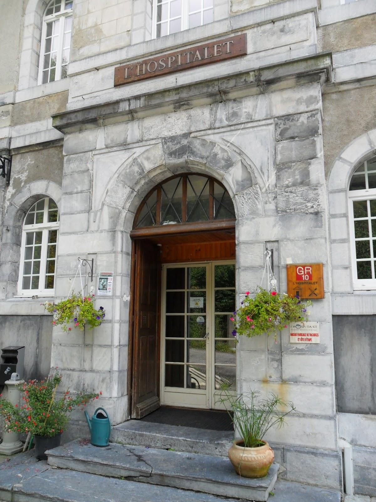 Centre Hospitalet de Barèges