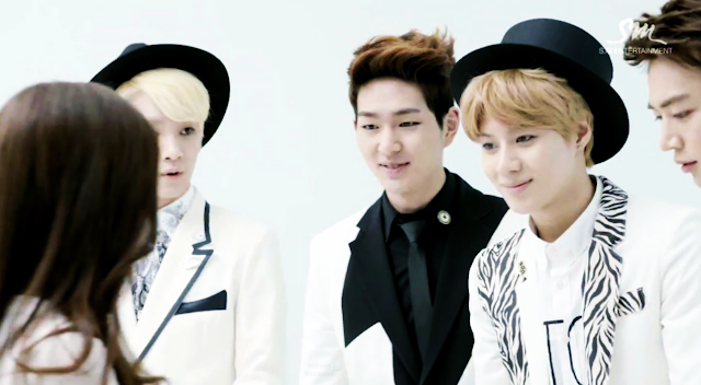 Shinee Why So Serious mv screencap 1
