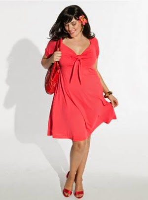 CASUAL DRESSES FOR CHUBBY GIRL COLLECTION 2014