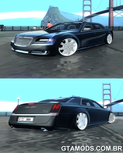 Chrysler 300C 5.7L V8 Hemi Sedan Edit