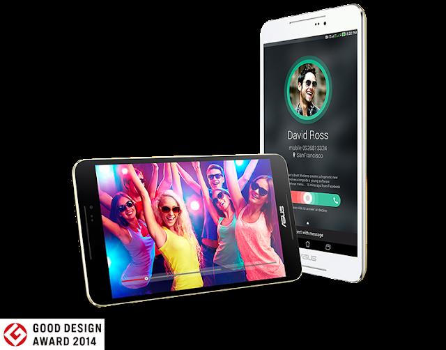 Harga dan Spesifikasi Tablet Asus Fonepad 8 (FE380CG) Terbaru