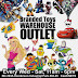 Every Wed to Sun Branded Toys Warehouse Outlet