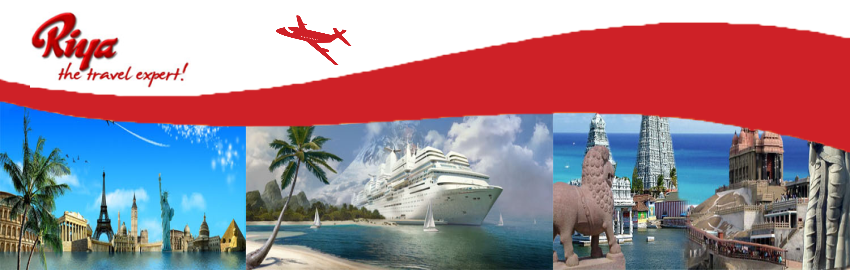 Riya The Travel Expert !! International Holiday Packages,flight bookings, air ticket