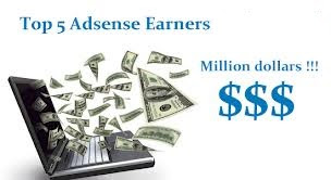 Top 5 Blogging AdSense Earners In India