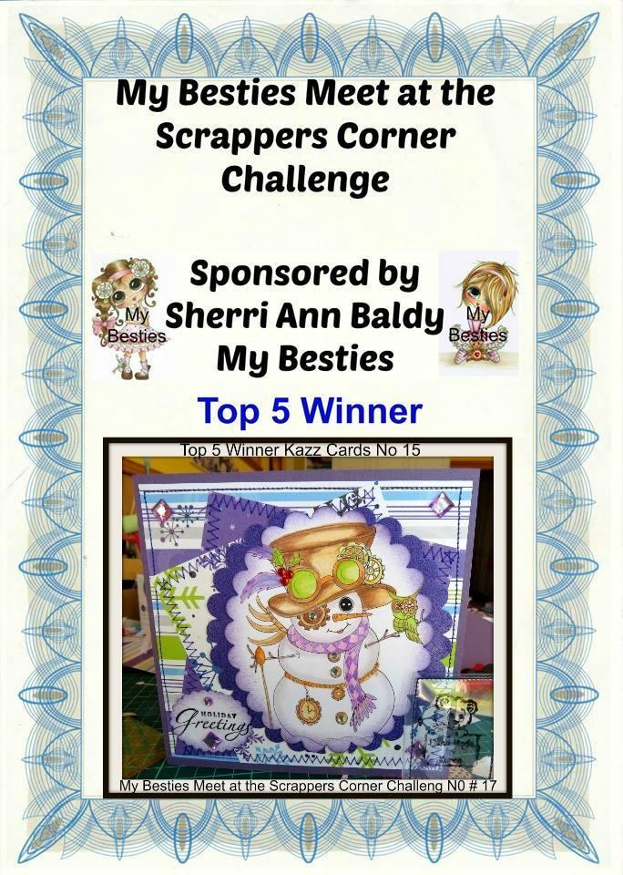 Top 5 Winner
