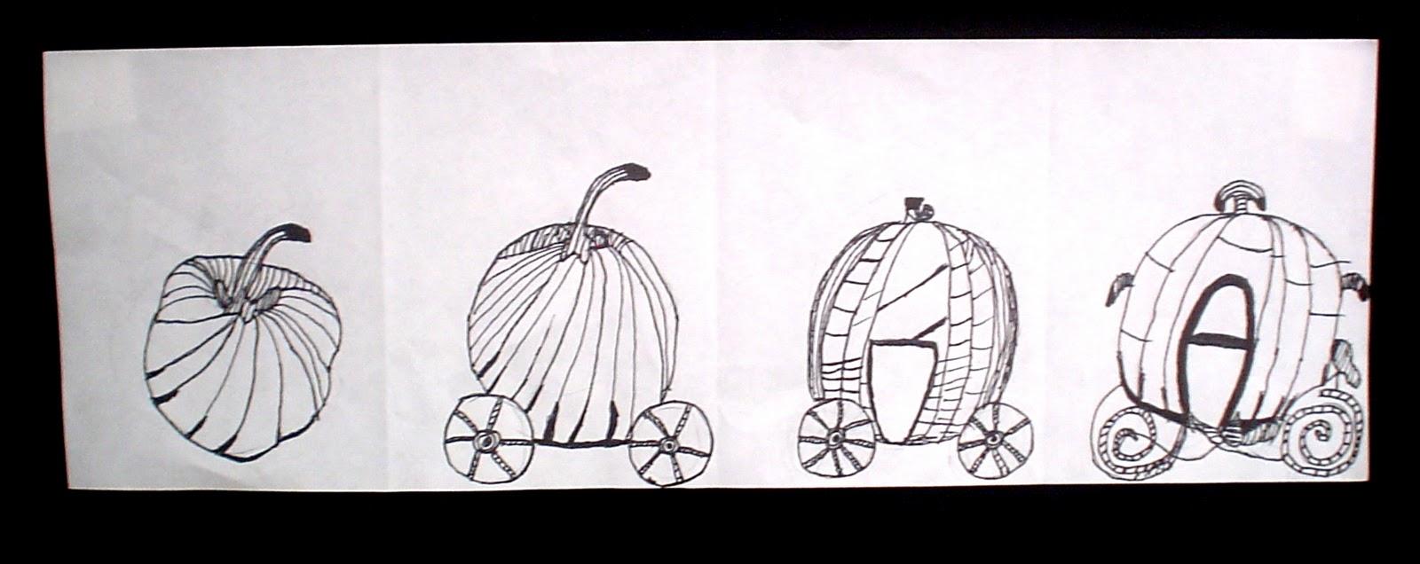 Metamorphosis Drawings