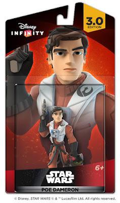 TOYS : JUGUETES - DISNEY Infinity 3.0 Poe Dameron : Star Wars | Figura - Muñeco - Videojuego El Despertar de la Fuerza - The Force Awakens Diciembre 2015 | A partir de 6 años Comprar en Amazon España & buy Amazon USA