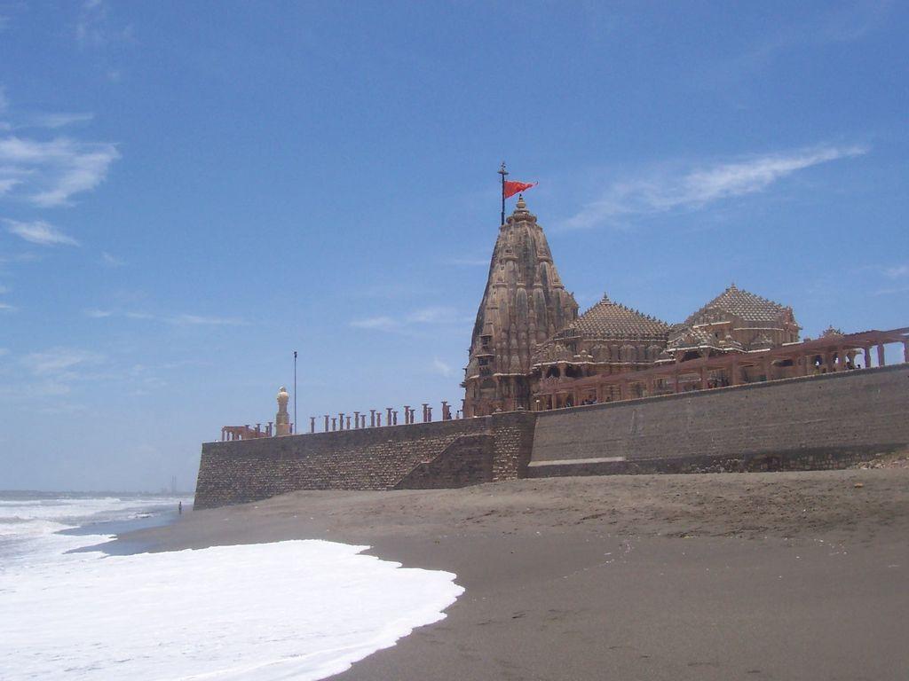 incredible india dwarka temple