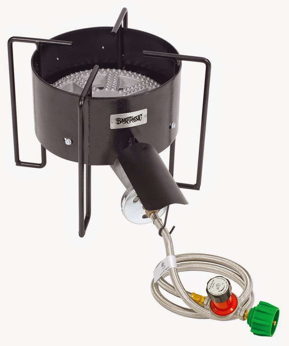 Bayou Classic Single Burner Patio Stove ...