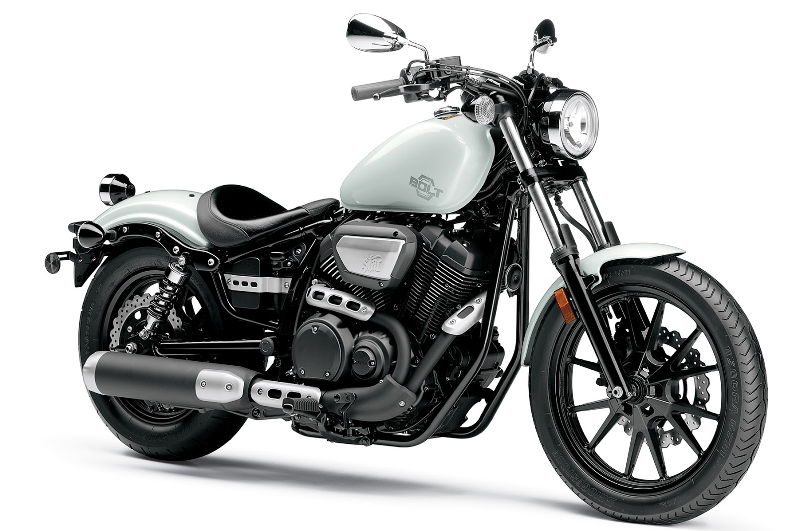 2014 yamaha bolt and bolt r spec cruisers unveiled for Yamaha moter cycle