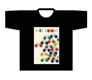 Diseño ganador del concurso de camisetas STARS