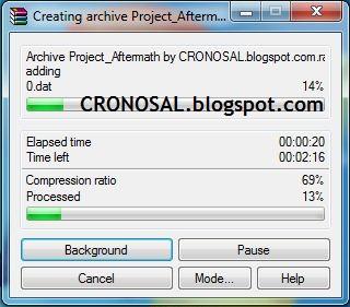 Cara Membagi File RAR Menjadi Beberapa Part