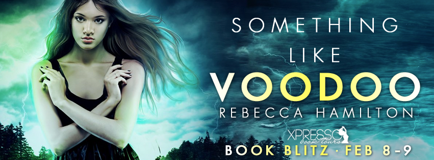 Something Like Voodoo Book Blitz