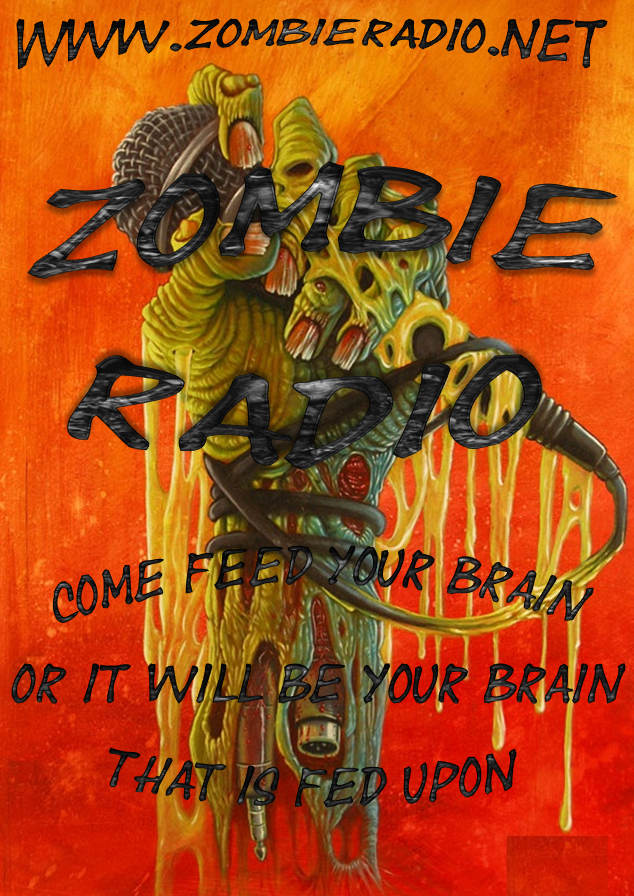Join Us on the Twitterverse!! All Zombie Radio Shows Have New Episodes Coming Soon!