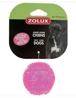 zolux piłka dźwiękowa dla psa