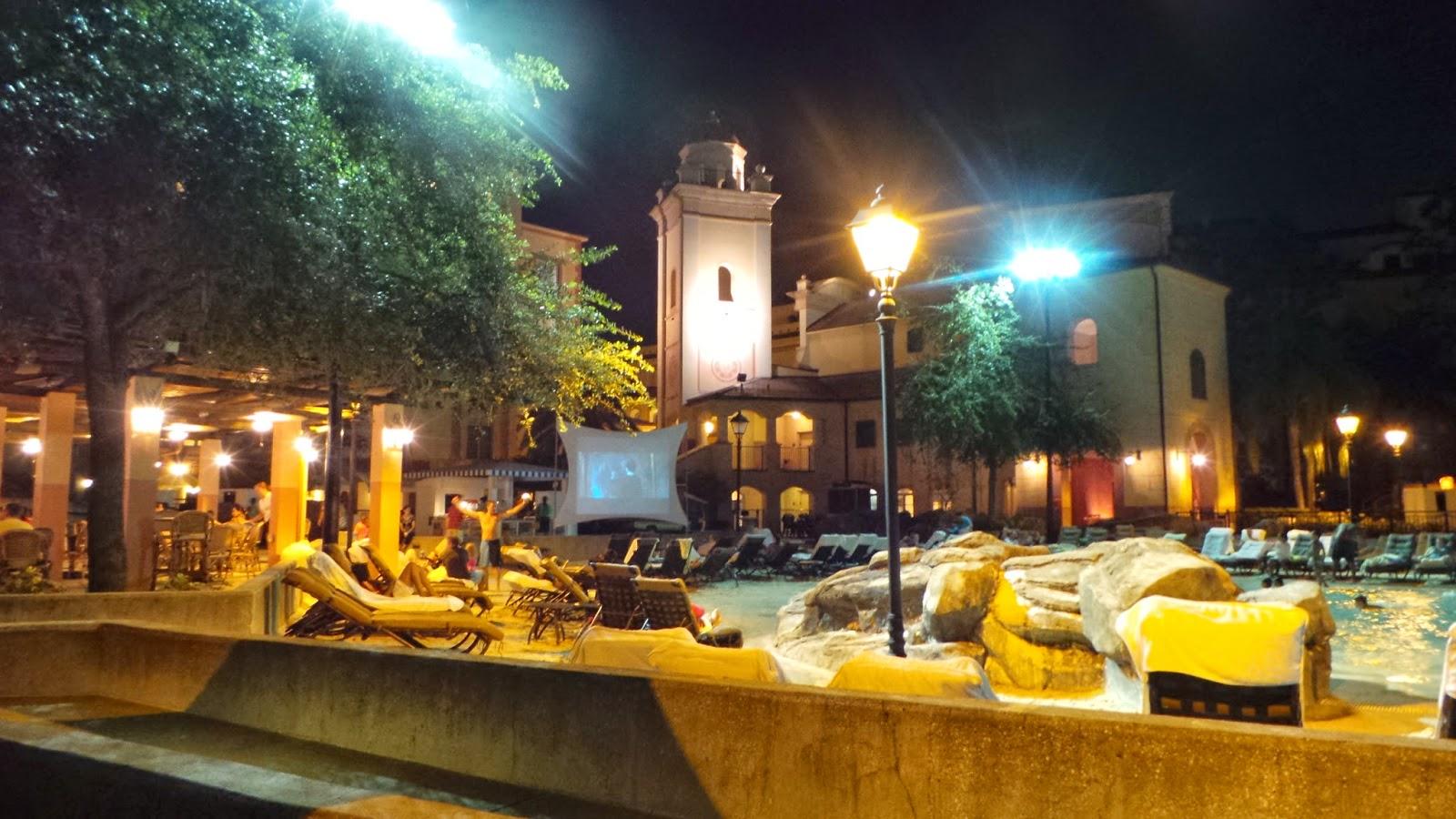 Hotel Portofino Orlando Universal Studios