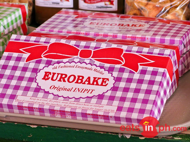 Original Inipit from from Eurobake Bulacan