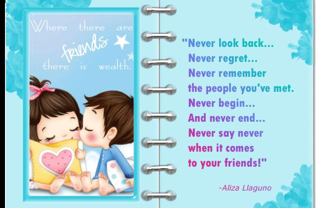 cute friendship quotes Photo