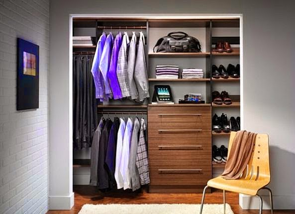 Best small walk in closet for Best walk in closet