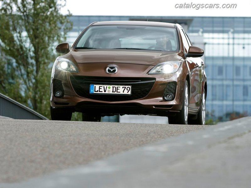 صور سيارة مازدا 3 2013 - اجمل خلفيات صور عربية مازدا 3 2013 - Mazda 3 Photos Mazda-3-2012-12.jpg