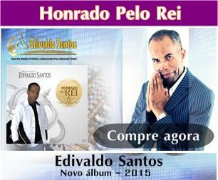 CD HONRADO PELO REI 2015