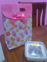 Adlee's birthday present