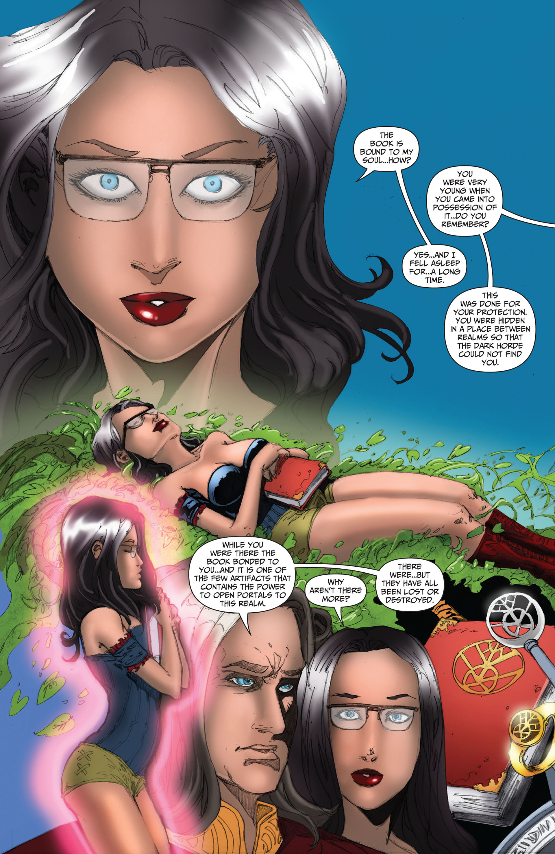 Grimm Fairy Tales (2005) Issue #49 #52 - English 15